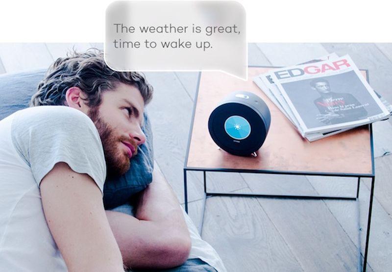 Стартап Bonjour говорить ніжним голосом та обіцяє найприємніший ранок у житті + (Фото,Відео)